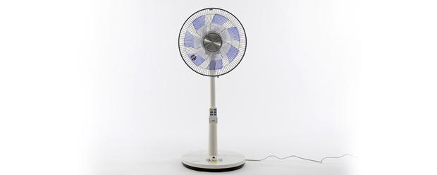 30cmDCモーターリビング扇風機/YLX-ED302(MA)