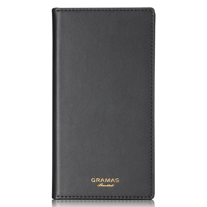 GRAMAS Full Leather Case Limited/Black