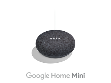 Google Home Mini チャコール
