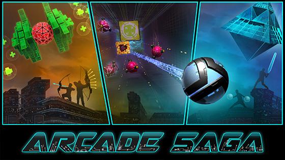 VRイベント,Arcade Saga,イメージ
