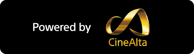 Powered by CineAlta