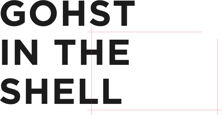 GOHST IN THE SHELL