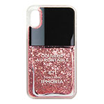 IPHORIA Nailpolish Lovely Rose for iPhone X画像