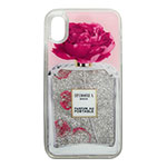 IPHORIA Parfum Flower Pink for iPhone X画像