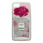 IPHORIA Parfum Flower Pink for iPhone 8画像