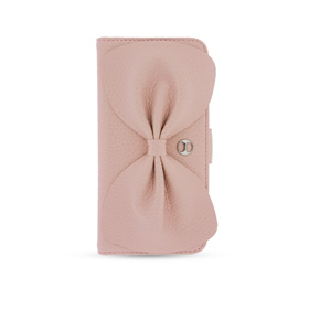 IPHORIA Pink Bow Book case for iPhone 7画像