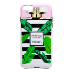 IPHORIA Perfume Case Black and White Flacon for iPhone 7画像