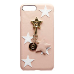 IPHORIA  Lining Case Stars Nude for iPhone 7 Plus画像