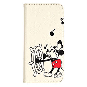 ©Disney ブックタイプケース/Disney pass ClassicMickey画像