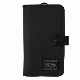 PORTER collaboration case for & multi(~5.2)/black画像