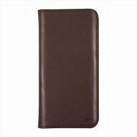 WALLET FOLIO /BROWN画像