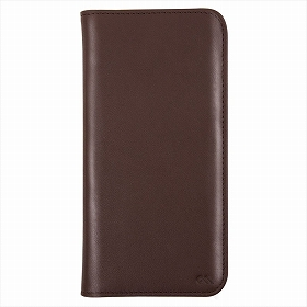 WALLET FOLIO/BROWN画像