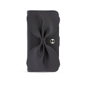 IPHORIA Black Bow Book case画像