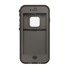 LIFEPROOF fre for iPhone 7/Gray画像