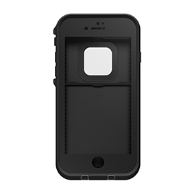 LIFEPROOF fre for iPhone 7/Black画像