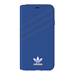 adidas Originals Booklet case Blue/White画像
