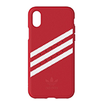 adidas Originals Moulded case Red/White画像