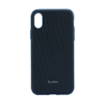 Evutec AERGO Ballistic Nylon for iPhone X/Navy