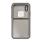 LIFEPROOF fre for iPhone XS/Gray