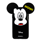 IPHORIA <MICKEY/WOW!> for iPhone XS画像